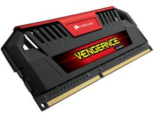 Corsair Vengeance PRO 16GB (2-KIT) DDR3 1600MHz CL9 Red