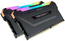 Corsair Vengeance PRO 16GB (2-KIT) DDR4 2666MHz CL16 Black RGB