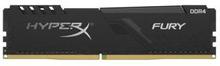 Kingston HyperX Fury 4GB Module DDR4 2666MHz CL16 Black