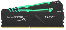 Kingston HyperX Fury 16GB (2-KIT) DDR4 3200MHz CL16 Black RGB