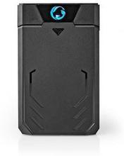 Nedis Hölje till spelhårddisk | 2.5 tum | SATA III-anslutning | USB 3.1 | 6 Gbit/s
