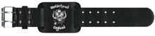 Motörhead: Leather Wrist Strap/England