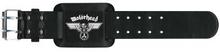 Motörhead: Leather Wrist Strap/Hammered