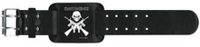 Iron Maiden: Leather Wrist Strap/A Matter Of Life And Death