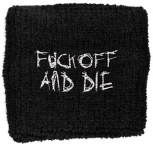 Darkthrone: Sweatband/Fuck Off And Die (Loose)