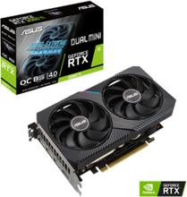 GeForce RTX 3060 Ti DUAL MINI OC - 8GB GDDR6 SDRAM - Grafikkort