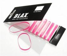 Blax Snag-Free Hair Elastic Pink 8 st