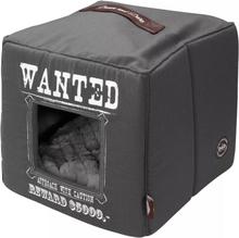 D&D D&D kæledyrsseng Wanted 40 x 40 x 40 cm grå 671/432327
