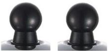 C3 Perkolator knob med skruvfäste