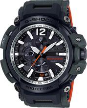 Casio G-SHOCK GRAVITYMASTER 200M Wasserresistenz Bluetooth GPS Uhr GPW-2000-3A - Grün und Orange
