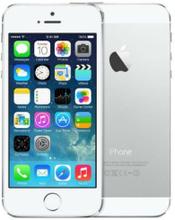 iPhone 5S 16GB Hvid/Sølv