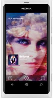 Lumia 800 16GB Hvid