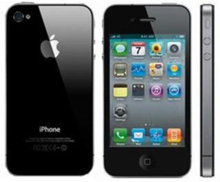 iPhone 4 16GB Sort