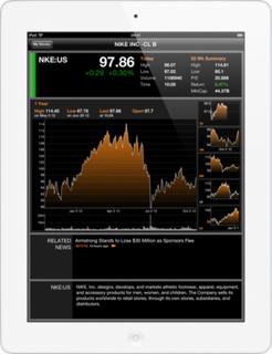 iPad 4 Wi-Fi + 4G 16GB Hvid