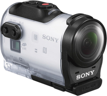 HDR-AZ1 11.9MP Hvid HD Action Camera