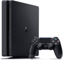 PlayStation 4 Slim 1TB Sort
