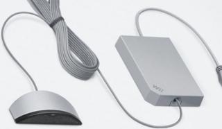 Wii Speak Nintendo Wii Grå