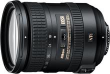 Camera Lens AF-S Nikkor 18-200mm 1:3.5-5.6G II ED Sort