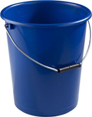 Hink 12 L Blå Nordiska Plast