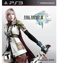 inal Fantasy XIII Playstation 3