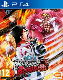 ne Piece - Burning Blood PS4
