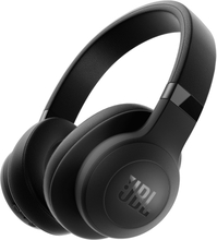 JBL E500BT TRådløs Headset Sort