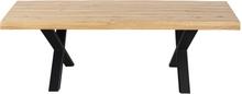 Torino - Sofabord Plankebord egetræ olieret 120 cm
