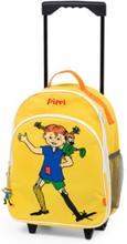 Pippi Långstrump Pippi Rullväska gul
