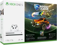 Konsola Xbox One S 1 TB — odlotowy pakiet gry Rocket League