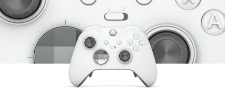 Kontroler Elite dla konsoli Xbox One - White Special Edition