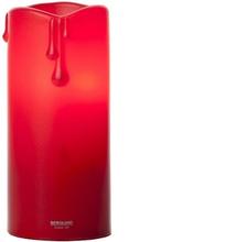 Ljus med skymningssensor, stort rött