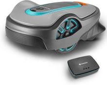 Robotgräsklippare smart SILENO life 750 Paket
