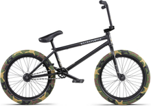 "Wethepeople Justice 20"" 2020 Freestyle BMX Cykel 20.75"" Matt Black"