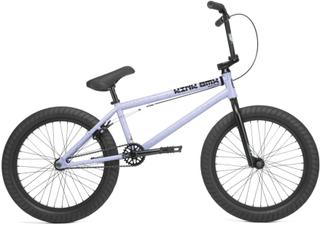 "Kink Gap 20"" 2020 Cassette Freestyle BMX Cykel 20.5"" Gloss Lavender Splatter"