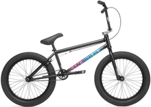 Kink Whip 20 2020 Freestyle BMX Cykel 20.5 Gloss Black Fade