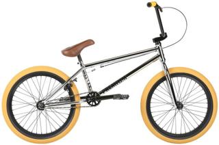 "Premium Subway Freecoaster 20"" 2019 Freestyle BMX Cykel 21"" Chrome"