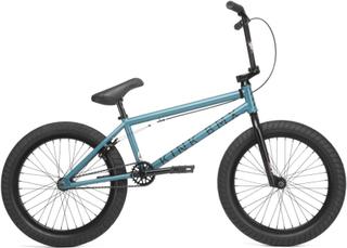 Kink Whip 20 2020 Freestyle BMX Cykel 21 Matte Dusk Turquoise