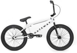 "Cult Gateway 20"" 2020 Freestyle BMX Cykel 20.5"" Vit"