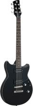 Yamaha RS320 Electric Guitar - Black Steel