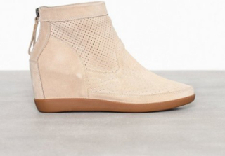 Shoe The Bear Emmy S Wedge Sand