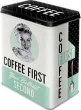 Kaffeburk coffee first 3 liter