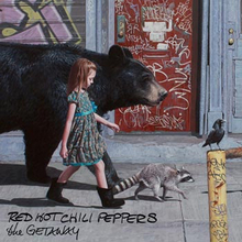 Red Hot Chili Peppers: The getaway 2016
