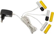 Batterieliminator 2 x AA