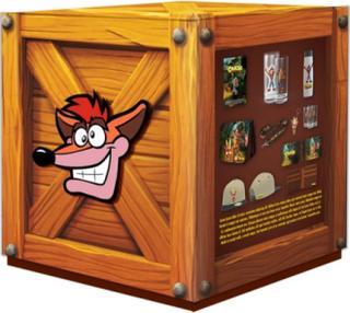 - Crash Bandicoot Big Box - Figur