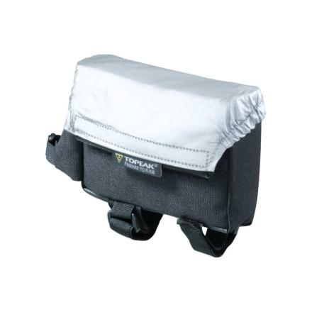 Topeak Reflective TriBag All Weather Frame Bag Cykelväska Svart OneSize