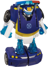 Transformers Rescue Bots - Chase the Policebot