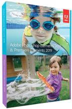 Adobe Photoshop Elements plus Adobe Premiere Elements 2020 -   PC/Mac  