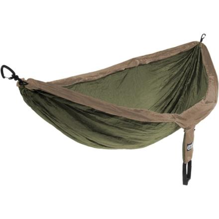 ENO DoubleNest Campingmöbel Grön OneSize