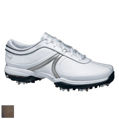 Nike Womens Air Brassie II Golf Shoes-36.5 (Lady)