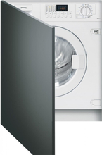 Smeg LSTA147-60 cm Helintegrerad Tvättmaskin/torktumlare